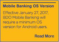 Bdo.com.ph mobile forex