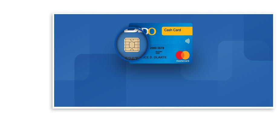 EMV Cash Card FAQs | BDO Unibank, Inc