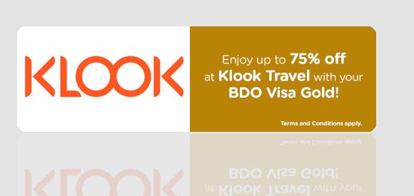 Home | BDO Visa Gold